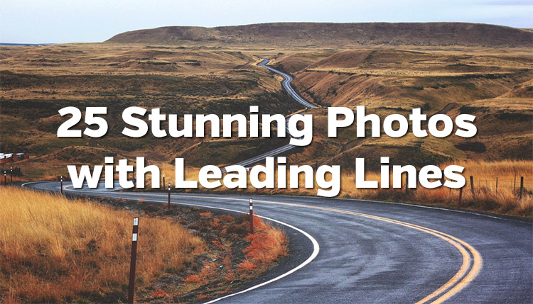 25 Stunning Photos with Leading Lines