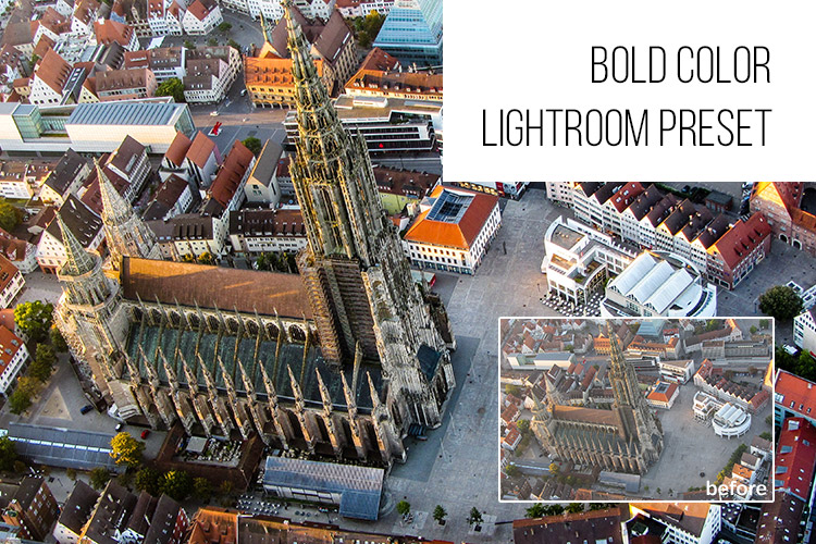 Free Bold Color Lightroom Preser