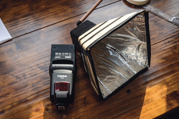 How to Make Your Own Softbox