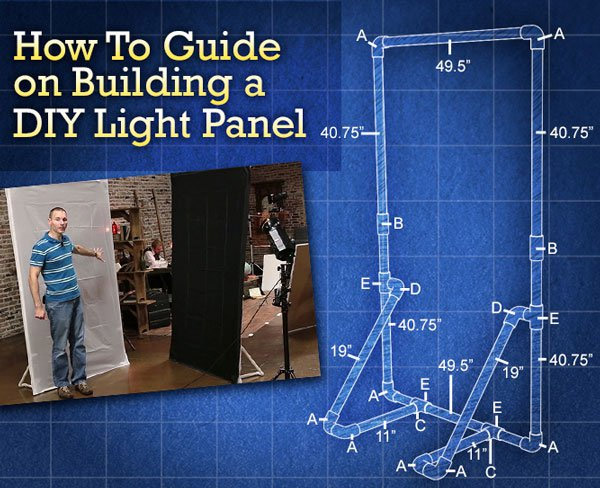 DIY Light Panel