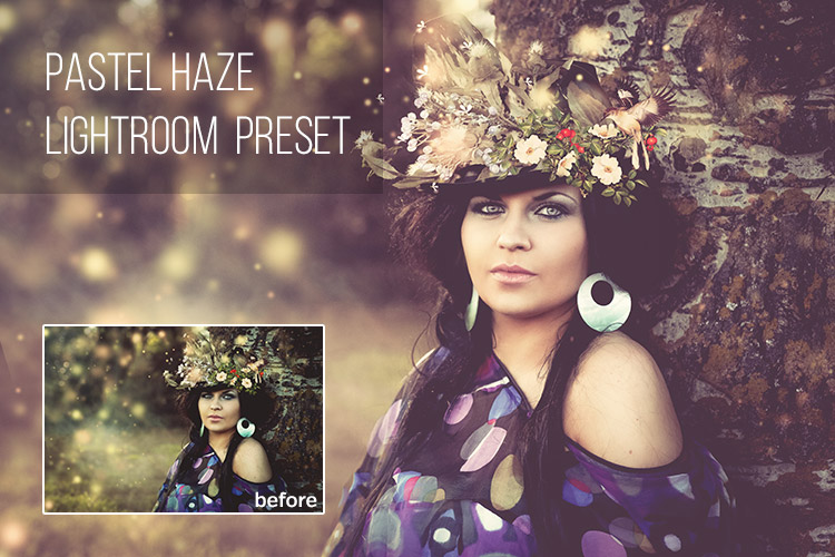 Pastel Haze: Free Lightroom Preset