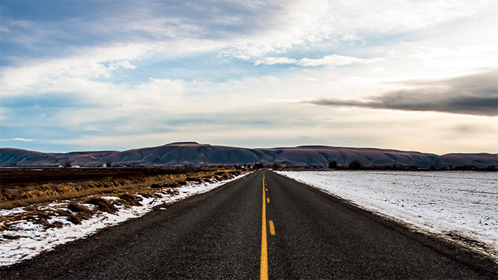 25 Beautiful Photos of Roads